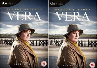 Dvd - Vera - A 9º Temporada - Legendado