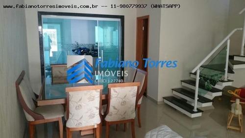 Casa Para Venda Em São Bernardo Do Campo, Assunção, 3 Dormitórios, 3 Suítes, 4 Banheiros, 4 Vagas - 1178_2-439603