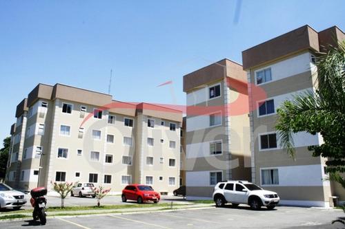 Imagem 1 de 15 de Casas Del Bosque, Apartamento 3 Dormitorios, 1 Vaga De Garagem, Uberaba, Curitiba, Paraná - Ap00712 - 33449477