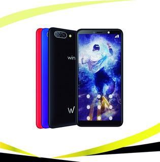 Telefono Win Q7 1gb+16gb Liberado Dual-sim Con Promoción.