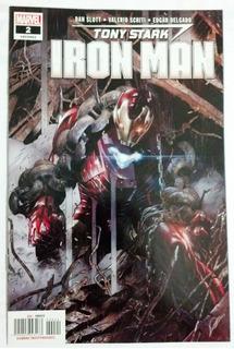 Tony Stark: Iron Man #2 Marvel Fresh Start Legacy #602