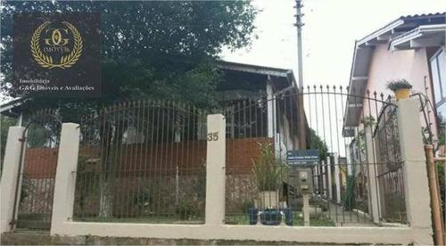 Casa Com 2 Dormitórios À Venda, 200 M² Por R$ 495.000,00 - Tarumã - Viamão/rs - Ca0197