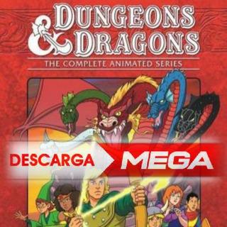 Calabozos Y Drqagones Serie Completa Digital