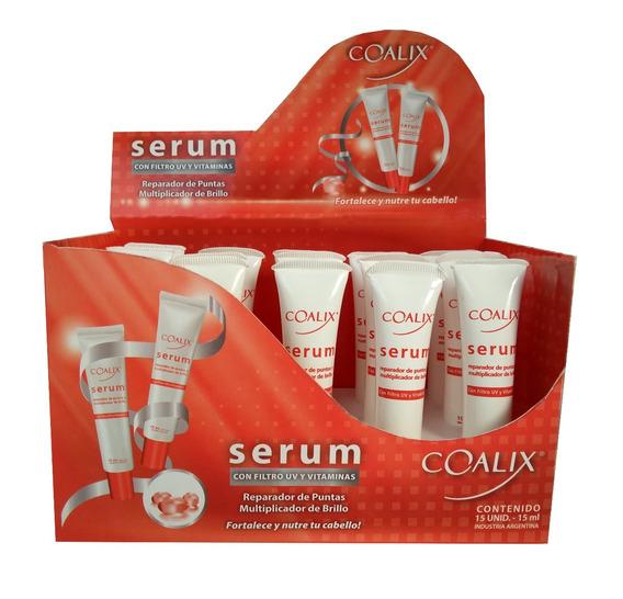 Serum Reparador De Puntas X 15ml - 12 Cajas X 15uds - Coalix