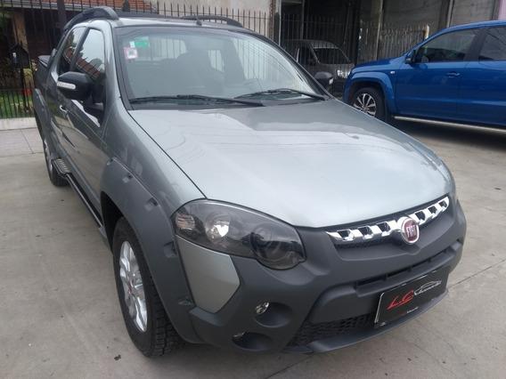 Fiat Strada Adventure Locker 1.6 Gnc 2017
