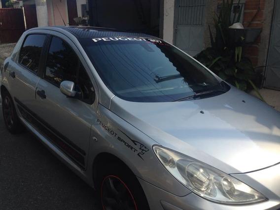 Peugeot 307 Hatch Automático 2009