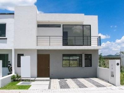 Casa Para Estrenar A La Venta En Juriquilla