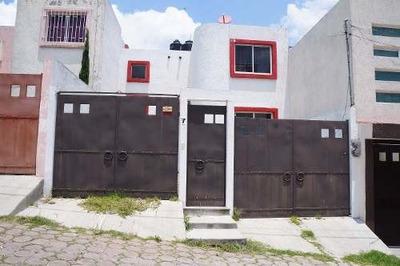 Casa En Renta, Col. El Alto, Tlaxcala