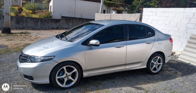Honda City 2011 1.5 Dx Flex Aut. 4p