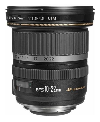 Imagem 1 de 3 de Canon Ef-s 10-22mm F/3.5-4.5 Usm Prnta Entrega