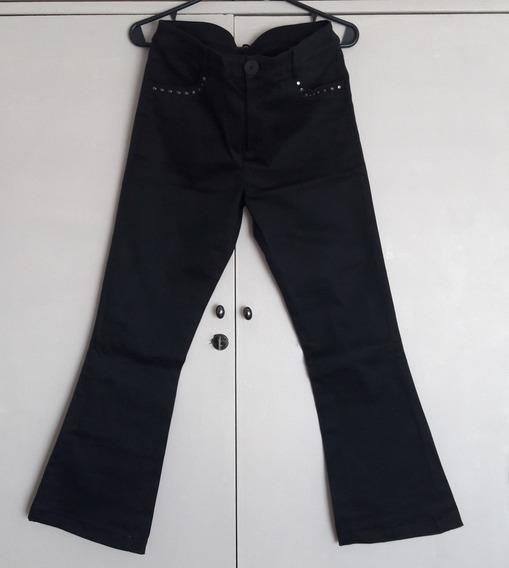 Pantalón Ayres De Gabardina Elastizado T42