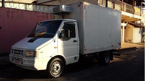 Caminhão Daily 5013 Iveco Refrigerado Ano 2007