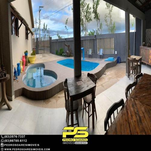 Imagem 1 de 12 de Casa Em Bananeiras - Pb 363m² - Venda Por R$ 500.000,00 Mil  Ou Aluguel Por R$ 450/diárias - Ca1043