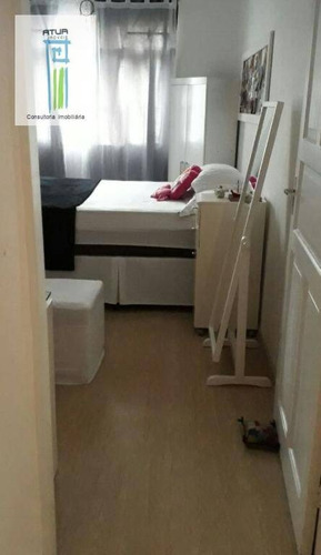 Apartamento À Venda, 52 M² Por R$ 245.000,00 - Santana - São Paulo/sp - Ap0729