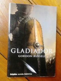 Novela El Gladiador - Gordon Russell (usado)