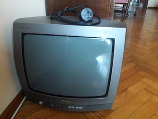 Televisor 14 Pulgadas Philips Color