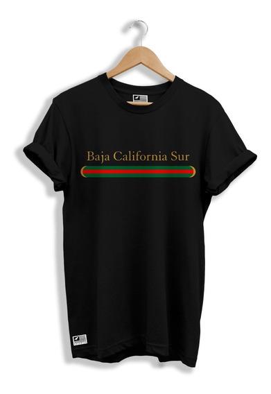 Playera Baja California Personalizada Para Cualquier Nombre