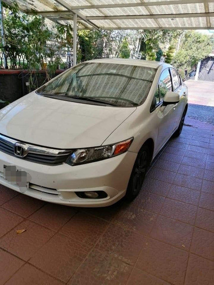 Honda Civic Dmt Exl Sedan At 2012