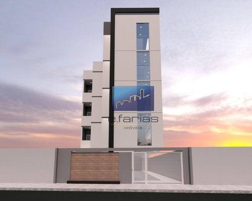 Imagem 1 de 3 de Studio Com 2 Dormitórios À Venda, 46 M² Por R$ 229.000,00 - Jardim Belém - São Paulo/sp - St0498