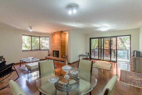 Apartamento Com 4 Dormitórios À Venda, 246 M² Por R$ 2.850.000 - Itaim Bibi - São Paulo/sp - Ap6158