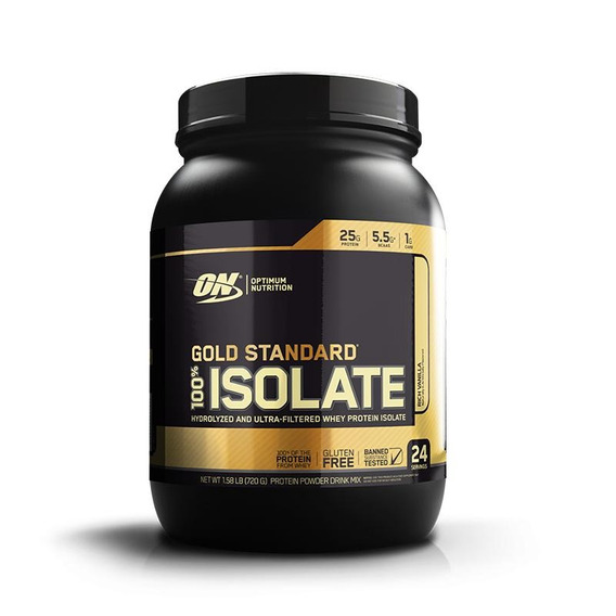 100% Whey Gold Isolate (1.58lbd/720g) Optimum Nutrition
