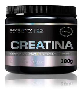 Creatina Monohidratada Pura 300g - Probiotica - Original