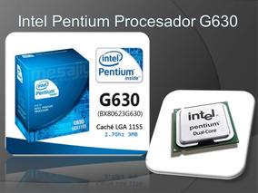 Processador Intel® Pentium® G630 3m De Cache, 2,70 Ghz