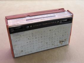 Radio Hitachi Antigo