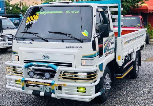 Super Oferta Camion Daihatsu Delta 2006 Cama Cortta Confort