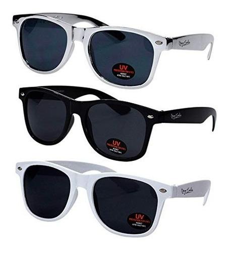 254e4d81a9 Gafas De Sol Para Mujeres Y Niños Por Ray Solée 3 Unidades D