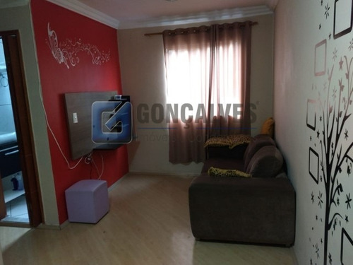 Imagem 1 de 13 de Venda Apartamento Santo Andre Cidade Sao Jorge Ref: 136909 - 1033-1-136909