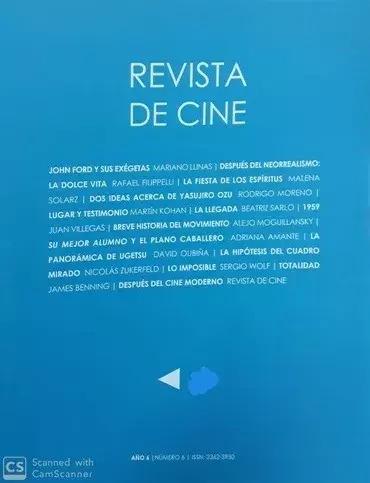 Revista De Cine - Número 6