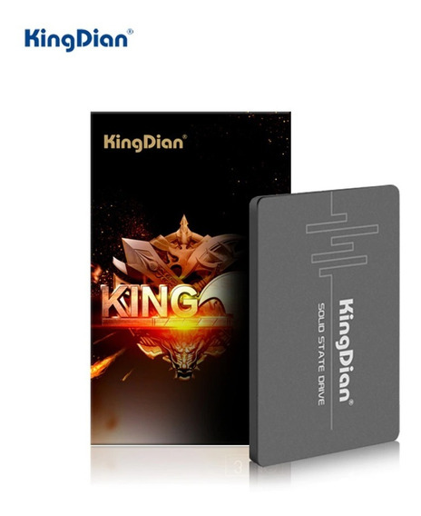 Hd Ssd Kingdian 1000gb 1tb Disco Rígido Sata Iii Notebook Pc