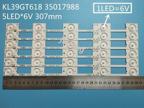 Kit Barras De Led Semp Toshiba Dl3945- Dl3945i (a) Novo