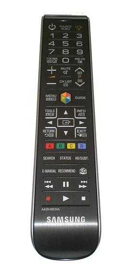 Controle Original Samsung Bn98-04001a Un40es6800 Aa59-00572a