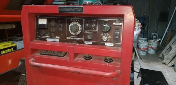 Generador Soldador 2 En 1 Tiene 220v, 6kva Petroleros
