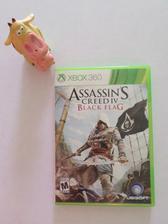 Assassin´s Creed 4 Black Flag Xbox 360 Garantizado