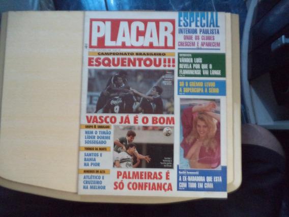 Revista Placar Antiga = Dezenas De Numeros Á Venda