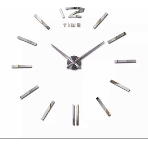 Relojes De Pared 3d Tamaño Grande 100x100cm