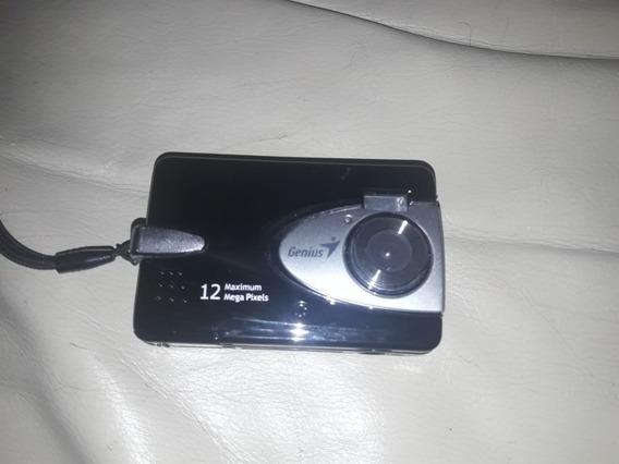 Câmera Digital Genius G-shot D613 Com Caixa, Manual, Chip.