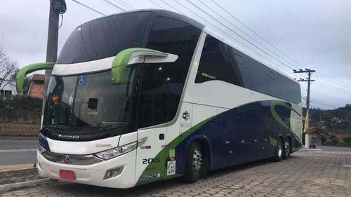 Imagem 1 de 15 de Marcopolo Ld G7 1600 14/15 Scania K360 Optcruize R$ 600