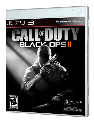 Call Of Duty Black Ops Ii Ps3 Físico! Local! Sb