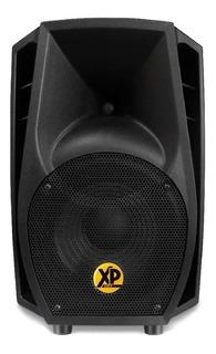 Bafle Potenciado 8 75w Con Funda Xp Audio