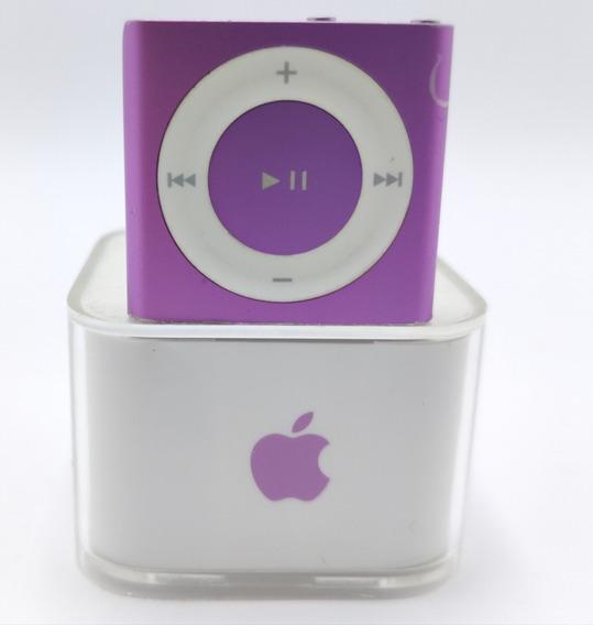 iPod Shuffle Apple 4 ªgeração 2gb Modelo A1373 Rosa