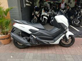 Yamaha N Max 160 Abs 2018 Otimo Estado Aceito Moto