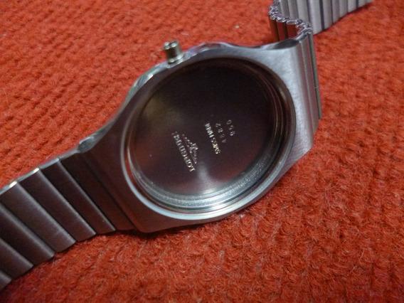 Longines Caixa Completa, Swiss Made, 4881.111 Com Pulseira