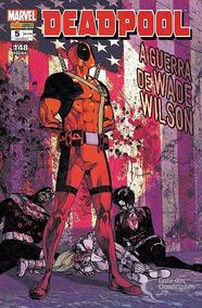 Deadpool Encadernado 1 Ao 12 Completo