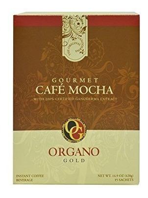 Imagen 1 de 7 de 3 Caja Organo Gold Cafe Mocha Café Gourmet Orgánico Certi