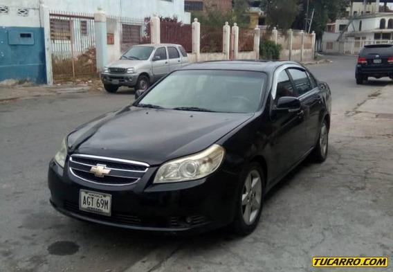 Chevrolet Epica Ltz