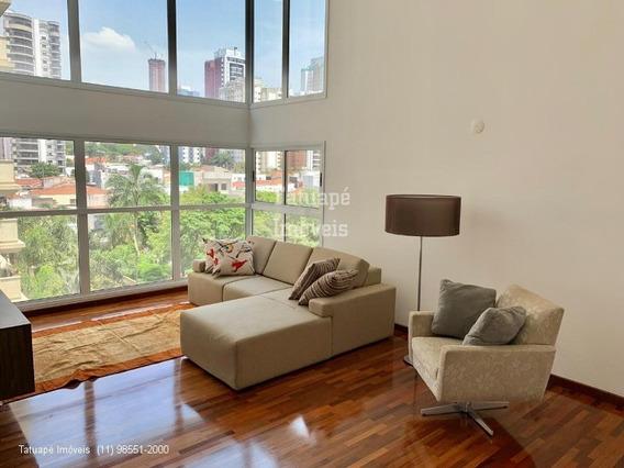 Duplex Tatuapé 143m² - Rua Serra De Botucatu